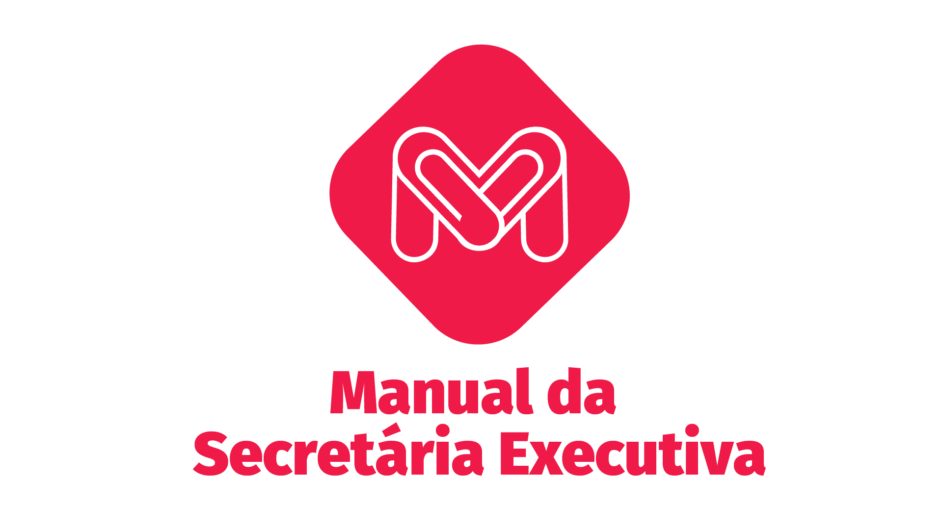 logo manual da secretaria